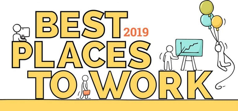 2019 Crains Best Places to Work image
